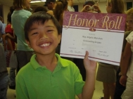 ray honor roll